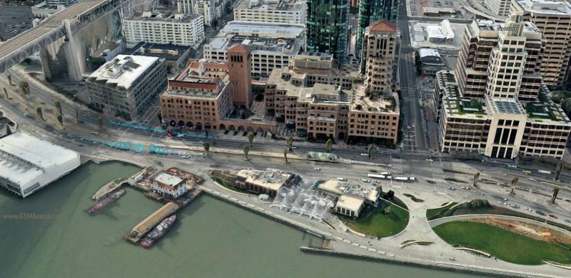 Nokia Challenges Google Earth By Launching 3D Ovi Maps ...